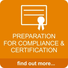 preparation for compliance and certification